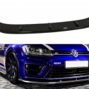 Lip frontal Vw Golf 7 R 2012>