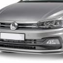 Lip frontal Vw Polo Mk6 6C GTI / R-Line