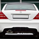 Para-choques traseiro Mercedes SLK R170 AMG