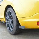 Splitters traseiros Renault Megane 3 RS