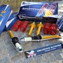 Suspensão Desportiva Ta-Technix Ford Orion 1990-1995 45/45mm