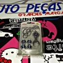 Tampas de Valvulas + Porta-Chaves Ford
