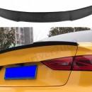 Aileron Audi A3 8V Sedan em fibra de carbono