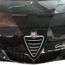 Car bra (protecção de capô) Alfa Romeo Giulietta