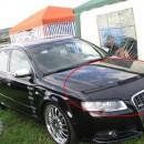 Car Bra (protecção de capô) Audi A4 B7