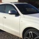 Chuventos Audi Q5 4 portas