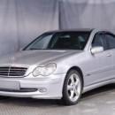 Chuventos Mercedes C-Class W203 4 portas