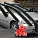 Chuventos Opel Astra G Carro 4 portas