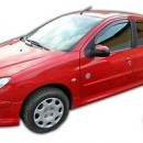 Chuventos Peugeot 206 4 portas