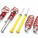 Coilovers Ta-technix Seat Leon 5F multilink