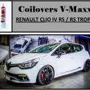 Coilovers V-Maxx Renault Clio 4 RS