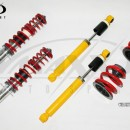 Coilovers V-Maxx Vw Golf 4 IV 4motion / R32