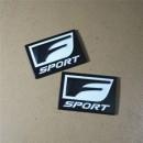 Emblemas Lexus F-Sport