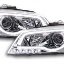 Farois Daylight Audi A3 8P 08-12 cromados