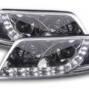 Farois LED Luz Diurna VW Passat 3BG Tipo Bj. 00-05 cromo