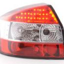 Farolins LED Audi A4 B6 Sedan 2001-2004 red/clear
