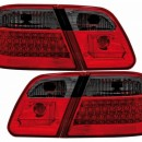 Farolins LED MERCEDES Benz E Class W210 (1995-2002) Red Smoke