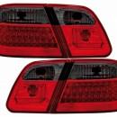Farolins LED MERCEDES Benz E Class W210 (1995-2002) Red Smoke