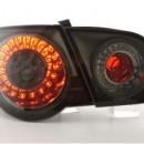 Farolins Vw Passat 3C B6 Variant pretos LED