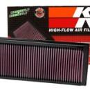 Filtro de Ar K&N Vw Scirocco III 1.4i 160hp, 2.0i, 2.0d
