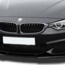 Lip frontal BMW 4-series F32 / F33 / F36 M-Technic
