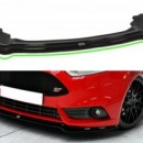 Lip frontal Ford Fiesta Mk7 ST FACELIFT 2013-16