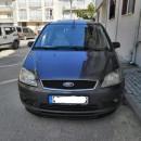 Lip frontal Opel Astra H adaptado em Ford C-Max