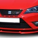 Lip frontal Seat Ibiza 6J Cupra 04/2012 +