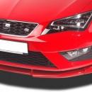 Lip frontal Seat Leon 5F FR Cupra <2017