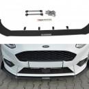 Lip frontal V.1 Ford Fiesta Mk8 ST/ ST-LINE