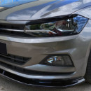 Lip frontal Vw Polo 6R até 2018