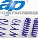 Molas de Rebaixamento AP Ford Focus DA3/DB3 Limousine/Sedan 2.0, 1.6TDCi, 1.8TDCi, 2.0TDCi 30/30mm