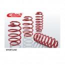 Molas de Rebaixamento Eibach Sportline Seat Leon 1P 1.2TSI, 1.4 16V, 1.4 TSI, 1.6, 1.6 Multifuel, 1.6 TDI, 1.9 TDI, 2.0 FSI