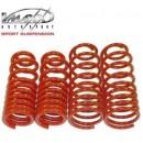 Molas de Rebaixamento V-Maxx Ford Escort III / IV / Cabrio RS Turbo / RS1600i / XR3i apenas modelos injetados  60/40mm