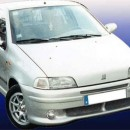 Para-Choques Frontal Fiat Punto Mk1 Abarth
