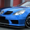 Para-choques + lip Mercedes SLK R171 (SLK R172 AMG LOOK)