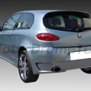 Para-choques traseiro Alfa Romeo 147