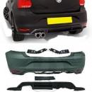 Para-choques traseiro completo Vw Polo 6R GTI Look