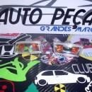 Piscas Laterais cromados Opel Astra H