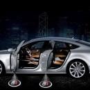 Projector laser logo Audi