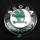 Simbolo Frontal Skoda
