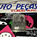 Tampas de Válvulas + Porta-Chaves Mercedes