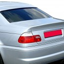 Aileron do vidro BMW E46 Coupe