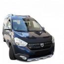 Car bra (protecção de capô) Dacia Dokker Lodgy