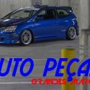 Car Bra (protecção de capô) Honda EP3