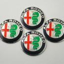 Centros de Jantes em 3D Alfa Romeo 50mm
