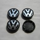 Centros de jantes VW 55/50mm