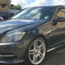 Chuventos Mercedes W204 Sedan 4 portas