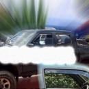 Chuventos Toyota Hilux 1989-1997