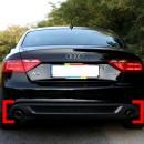 Difusor Audi A5 Coupe S-Line 2012>